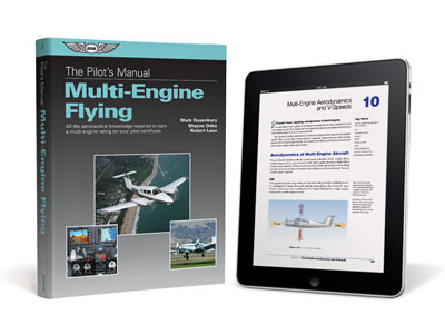 ASA Pilot's Manual Series Multi-Engine Flying (eBundle) (ASA-PM-ME-2X)-SkySupplyUSA