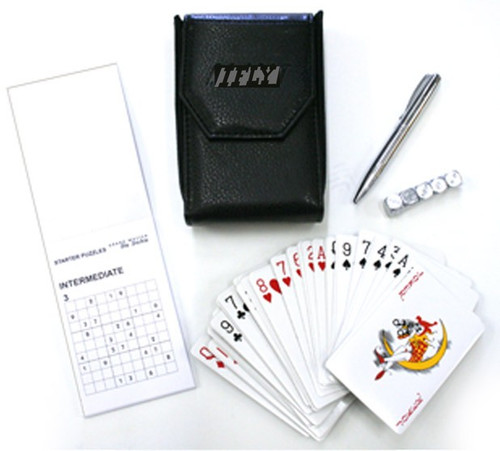 Travel Game Set - IFLY Logo TRAVEL GAME-IFLY