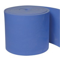 Aircraft Engine Baffle Seal Blue