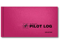 ASA Standard Pilot Logbook - Pink ASA-SP-INK