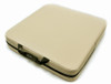 Aero Phoenix aircraft seat bottom in tan / SkySupplyUSA
