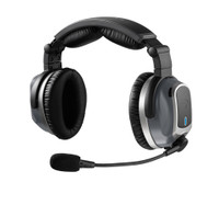 Lightspeed Tango Wireless Headset with Single U-174 Helicopter Plug 4049