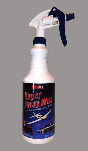 Composiclean Super Spray Wax -  (CCSSW-QT)-SkySupplyUSA