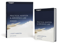 ASA Practical Aviation Law Text and Workbook Combo  - SkySupplyUSA