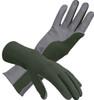Nomex Flight Gloves in Sage Green - SkySupplyUSA