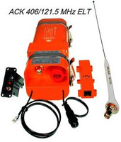 ACK 406/121.5 MHz ELT