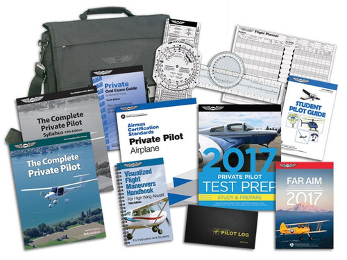 ASA Private Pilot Kit - Part 61 ASA-PVT-61-KIT