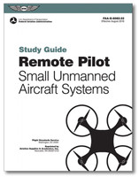 ASA Remote Pilot Small Unmanned Aircraft Systems Study Guide (ASA-8082-22)-SkySupplyUSA