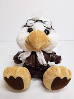 All American Eagle Aviator Stuffed Eagle Eagle Aviator