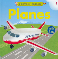 Planes Board Book Lift & Look Flaps Lift&Look-Planes
