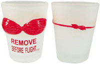 Bikini Shot Glass-Remove Before Flight RM-SGBIK