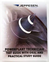 Jeppesen Powerplant Test Guide - SkySupplyUSA