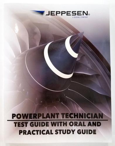 Jeppesen Powerplant Test Guide - SkySupplyUSA