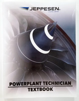 Jeppesen 10002511-003 Powerplant Textbook