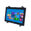 """RAM Universal X-Grip® Cradle with Round Base Adapter for 10"""" Large Tablets  RAM-B-202-UN9U"""