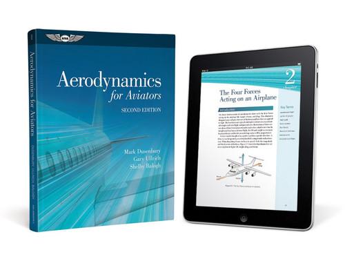 ASA Aerodynamics for Aviators (eBundle) ASA-AERODYN-2-2X ISBN: 978-1-61954-337-9