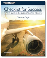 ASA Checklist for Success (Book) - 6th Edition ASA-CKLIST-6 978-1-61954-329-4