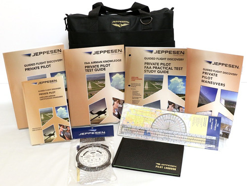 Jeppesen Private Pilot Part 61 Kit 10001948-R2