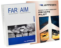 Jeppesen Private Manual & FAR/AIM Bundle  10033655