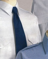 Professional Pilot Navy Blue clip-on Tie