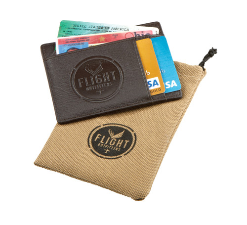 Flight Outfitters Wallet Composite - SkySupplyUSA