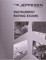 Jeppesen Instrument Pilot Exam Booklet  10692814-000 978-0-88487-148-4