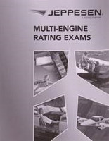 Jeppesen Multi-Engine Exam Booklet  10692816-000 978-0-88487-150-7