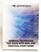 Jeppesen A&P General Test Guide  10002000-008 978-0-88487-195-8