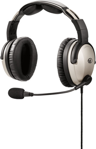 Lightspeed Zulu 3 Headset with Aircraft Powered LEMO Plug 4069