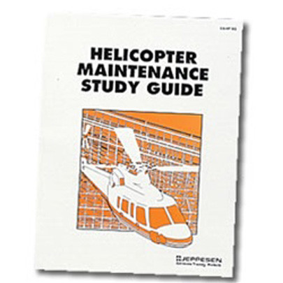 Study Guide - Helicopter Maintenance (10001777-001)-SkySupplyUSA ISBN# 0-89100-270-7