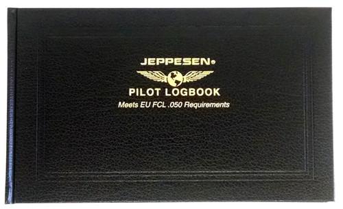 Jeppesen JAA Pro Pilot Logbook 10002140-001