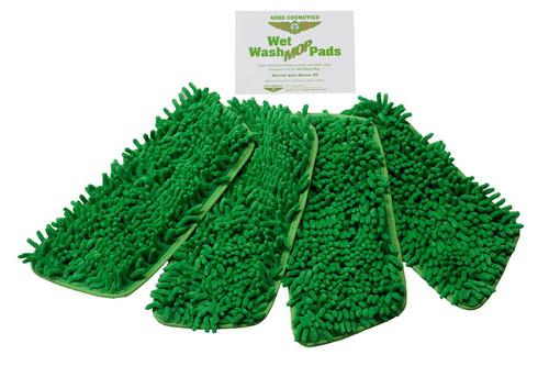 Aero Cosmetics Wet Wash Mop Pads (4 Pack)  WWMopP