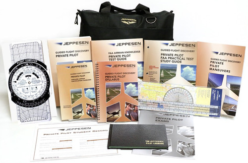 Jeppesen Private Pilot Part 141 Kit 10011887-R2