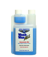Aero Cosmetics Wash Wax ALL Concentrate 16oz (2 gallon)  777CG2