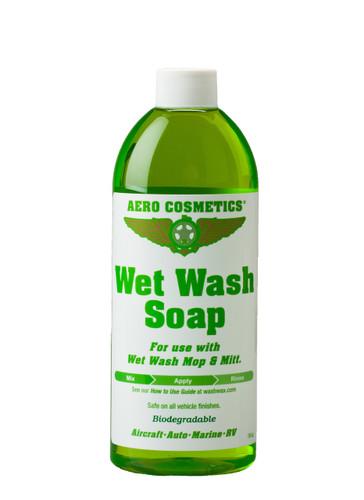 Aero Cosmetics Wet Wash Soap  720P