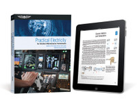 ASA Practical Electricity for Aviation Maintenance Technicians (eBundle)  (ASA-PR-ELEC-2X)-SkySupplyUSA ISBN: 978-1-61954-506-9
