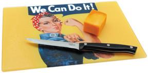 Rosie The Riveter Cutting Board  RR-CUTB