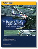 ASA Student Pilot's Flight Manual  ASA-FM-STU-11 978-1-61954-581-6