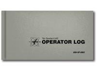 ASA Standard UAS Operator Log  ASA-SP-UAS-1