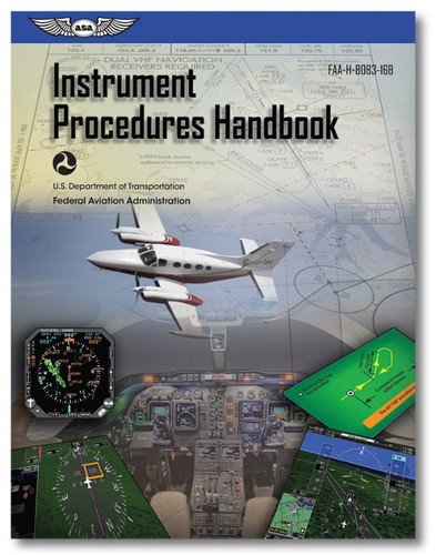ASA Instrument Procedures Handbook eBundle ASA-8083-16B-2x 978-1-61954-637-0