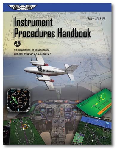 ASA Instrument Procedures Handbook eBundle ASA-8083-16B-2x 978-1-61954-637-0