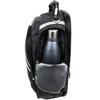 MyGoFlight PLC Sport bag - side water bottle view
