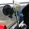 MyGoFlight The iPad Kneeboard Sport™ (9.7) windshield view