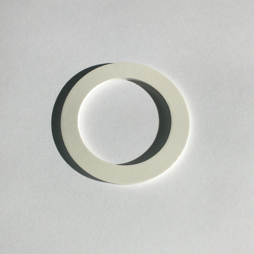 T308-2 gascolator gasket is 2-1/4″ OD and 3/32″ thick