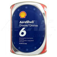 AeroShell 6 grease in the 6.6 lbs can -  SkySupplyUSA