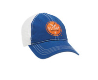 Flight Outfitters Blue Trucker Hat (FO-MBH400-BL) SkySupplyUSA