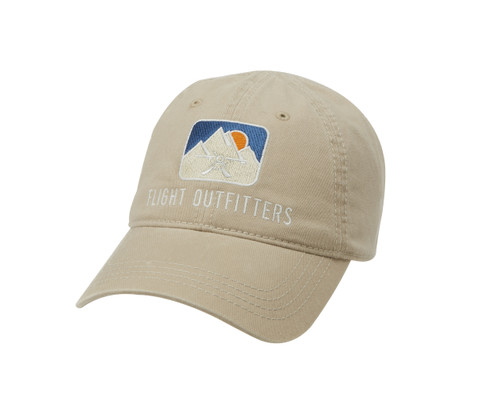 Flight Outfitters Sunset Hat  (FO-SST100-KH)-SkySupplyUSA