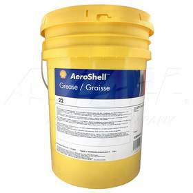 AeroShell Grease 22 in the 37.5 lbs pail at SkySupplyUSA