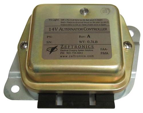 Zeftronics Alternator Controller R15V00 Rev A SkySupplyUSA
