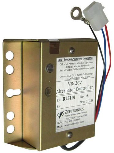 Zeftronics Alternator Controller R25101 Rev A SkySupplyUSA